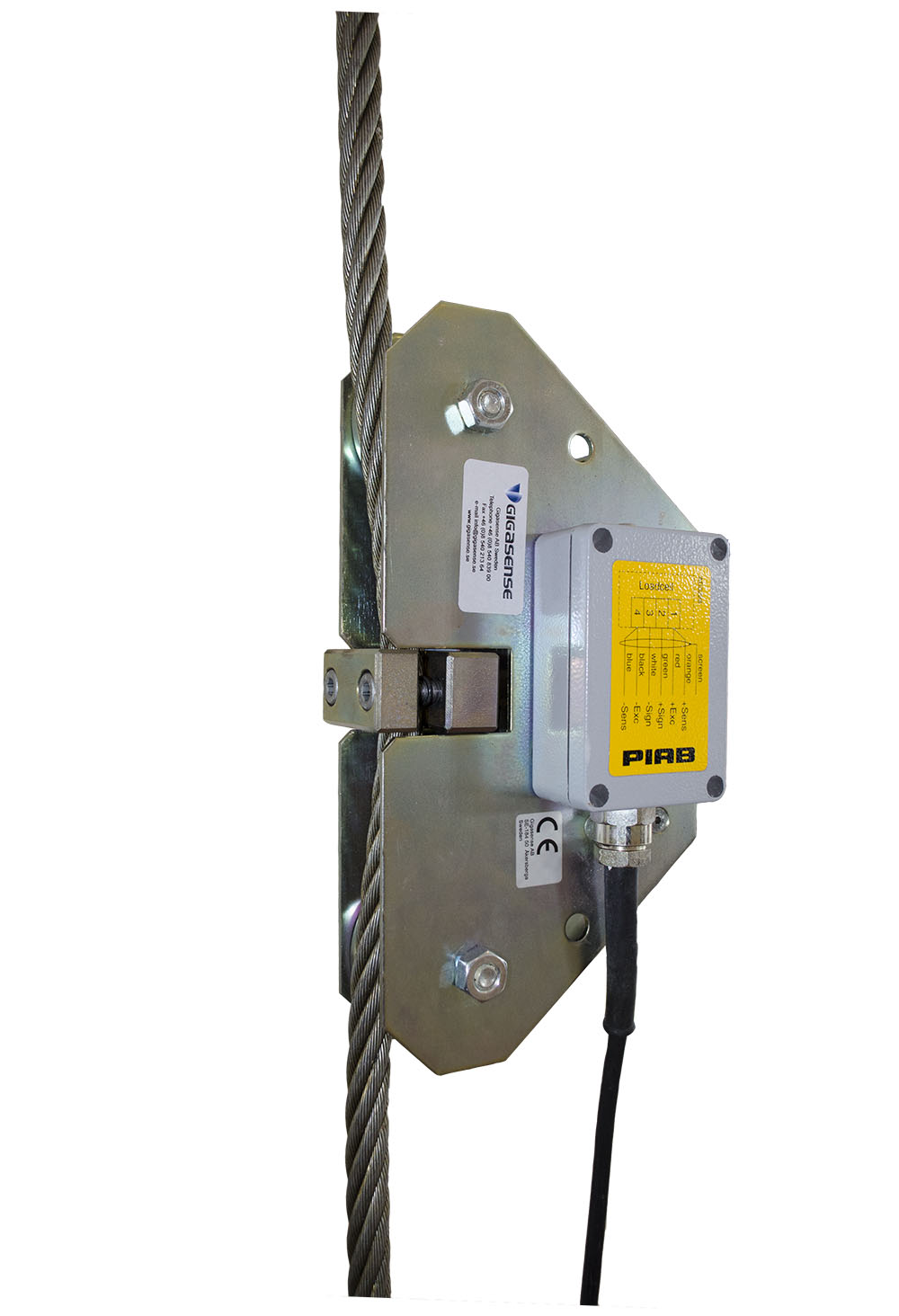 Overload Guard Force Transmitter Lkve Gigasense