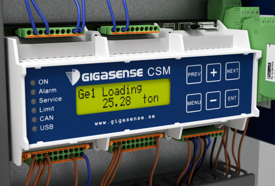 CSM – Crane Safety Monitor