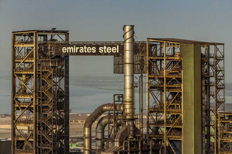 Equip eight EOT cranes at Emirates Steel in Abu Dhabi with